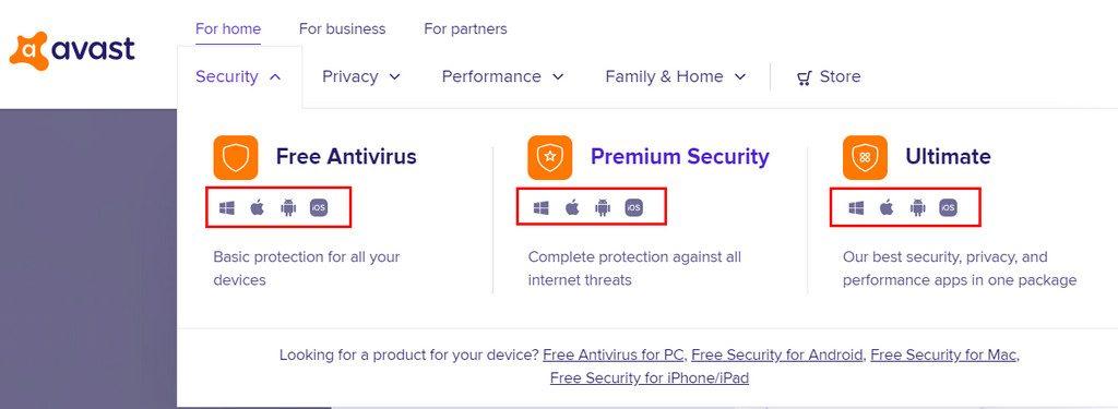 Avast Antivirus Mobile Security